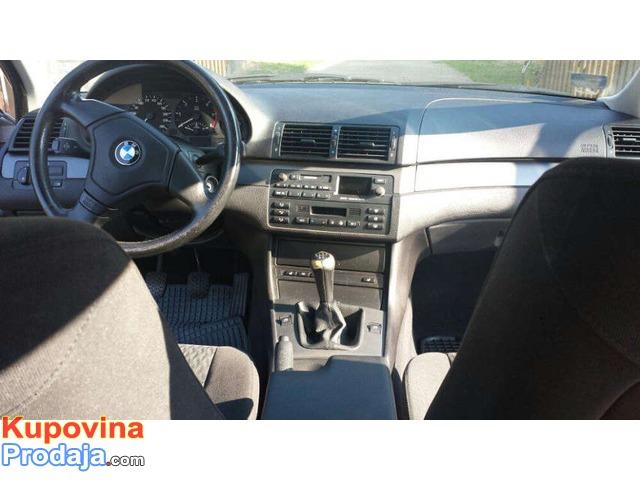 BMW 320d - 2000. godiste