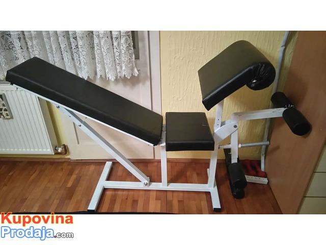 TERETANA Sprave za vežbanje