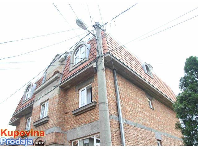 Kuća na prodaju u BEOGRADU za poslovni objekat