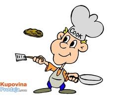 Potrebni kuvari i rostilj majstor
