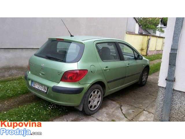 Peugeot 307, 2.0HDI