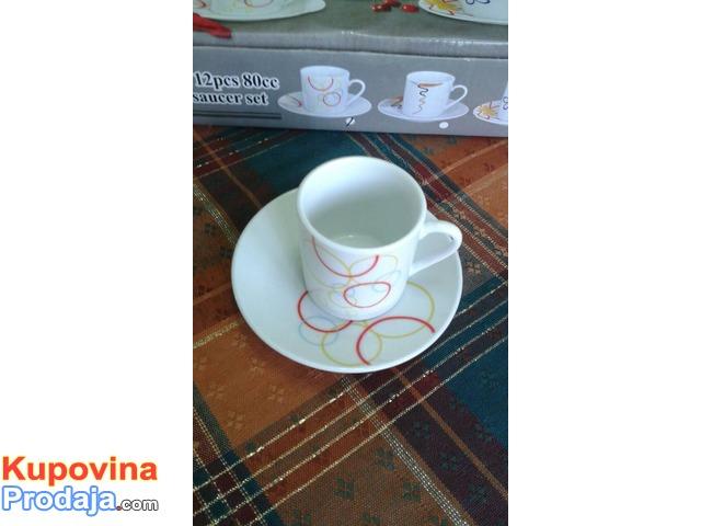Nove soljice za kafu