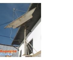 Na prodaju Satelitska antena