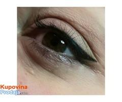 Trajna šminka očiju (ajlajner)
