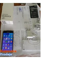 Prodajem mobilni telefon Samsung galaxy J3 duos.