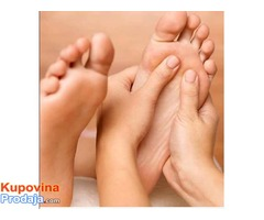 Masaža stopala i celog tela