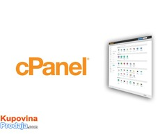 cPanel web hosting Akcija 2+1 gratis