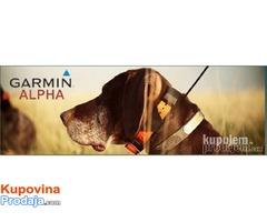 Garmin Astro Alpha 100 ogrlica T15
