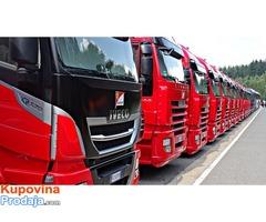 Prodaja transportnih firmi