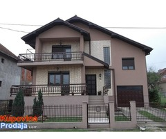 Lux kuća u mirnom kraju Prokuplja