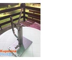 Klipserica,masina za vezanje creva pri izradi kulena (prirodna i vestacka)