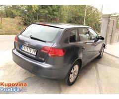 Na prodaju Audi A3, 2006.god