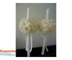 Sve za crkveno venčanje