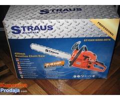 Benzinske - elektricne testere i trimeri za travu STRAUS i DEMON
