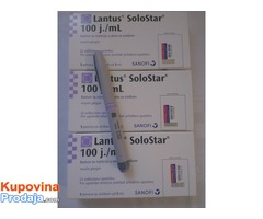 Insulin Lantus SoloStar i NovoRapid FlexPen