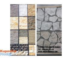 Kamene dekorativne stanglice