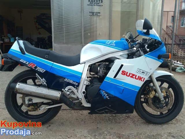 SUZUKI Gsxr 750 Gr75a