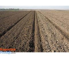 Obradivo poljoprivredno zemljiste na putu Bajmok-Pačir