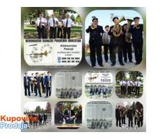 Pogrebni orkestar muzika za sahrane Šabac trubači pogrebi