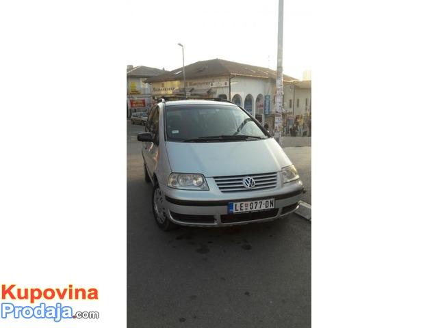 Volkswagen Saran 1.9 TDI