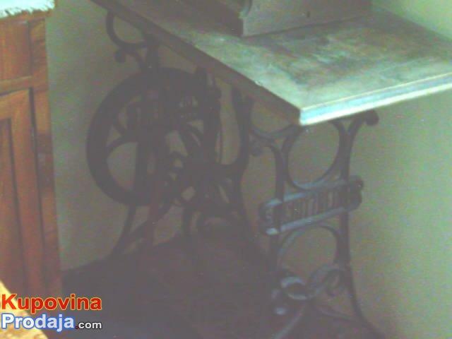 Mašina za šivenje, prodaja