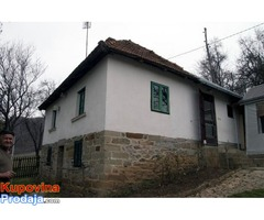 Prodajem kuću, selo Polom, 60m2