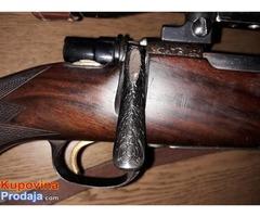 Lovački karabin i lovačka puška