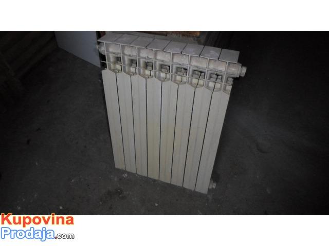 Radijatori aluminijumski