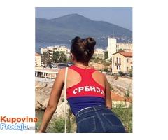 Srbija atlet majice
