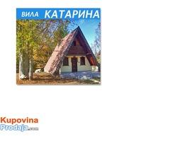Vila Katarina -Sokolina - planina Tara