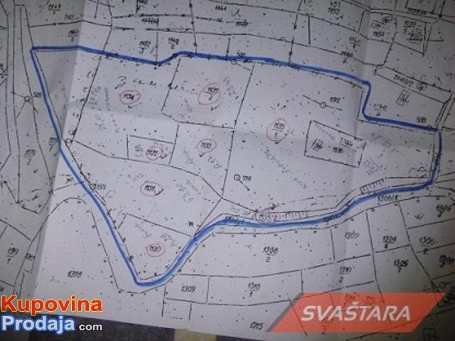 Gradjevinsko zemljiste,Arandjelovac-centar