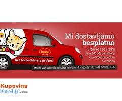 Švedska hrana za kućne ljubimce  Husse
