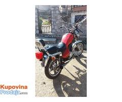 Suzuki Jingcheng jc 125-8