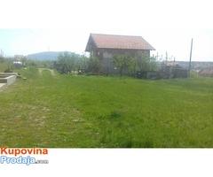 """prodaja placa u Beogradu / Opstina Rakovica - naselje """"Sunčani breg"""""""