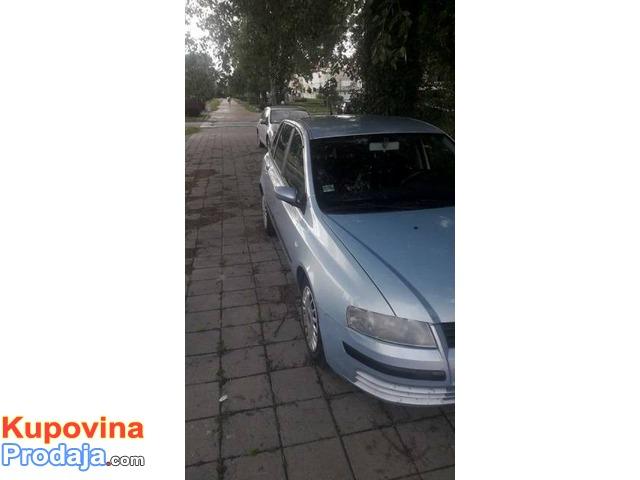 Fiat Stilo 1,6, 2002g