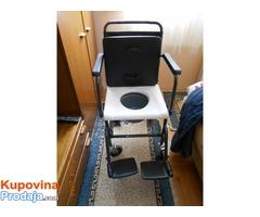 Kolica - toalet