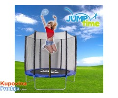 Jump Time Trampoline Hit-Akcija