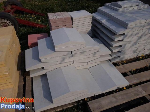 Kalupi za betonske kape