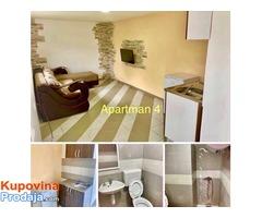 Izdavanje stan na dan, Kragujevac