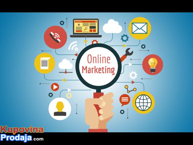 Internet Marketing potrebni saradnici za rad od kuce
