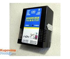 Diferencijalni termostat za solarno grejanje