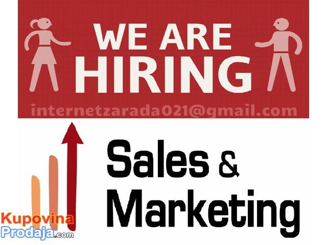 Saradnik za prodaju i marketing