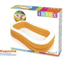 INTEX Bazen za decu Mandarin 229x147x46