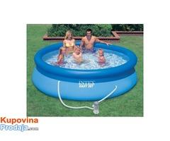 INTEX Easy Set – Bazen sa pumpom – 305 x 76 cm