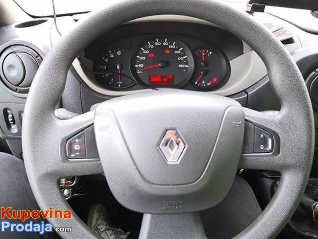 Renault Master DCI 165 kombi