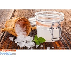 Kefirna zrnca za kavkaski kefir i japanski kristali za vodeni kefir