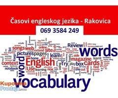 Engleski Jezik Časovi Rakovica Beograd