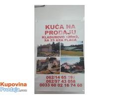 Kuća na prodaju u Kladurovu