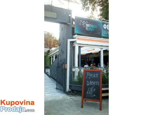 Potrebni radnici restoranu Zvezdara teatar, Beograd