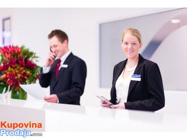 Zaposljavamo u Sloveniji i Hrvatskoj osobe sa iskustvom u ugostiteljstvu, u sezoni jesen-zima